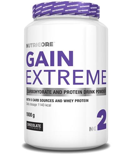 Гейнер Nutricore Gain Extrem 1000 g
