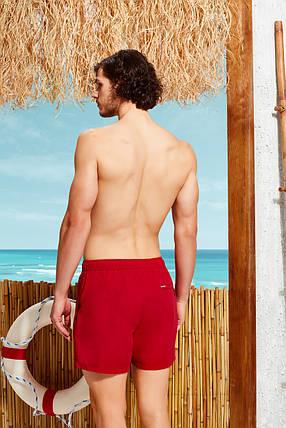 Красные мужские шорты  Doreanse 3803, фото 2