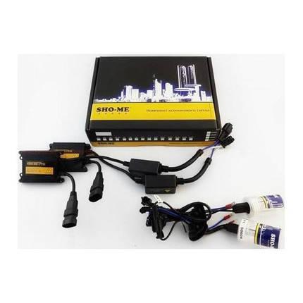 Комплект ксенона H1 6000K Sho-me X-slim, фото 2