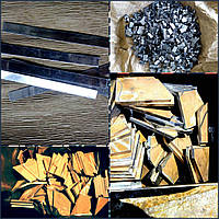 Порубка листовой стали толщиной 1,0мм-2,0мм