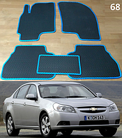 Коврики на Chevrolet Epica '06-12. Автоковрики EVA, фото 1