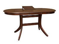 Стол раскладной Лайза 120(153)х75 каштан