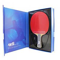 Ракетка для настольного тенниса DHS TG Blue TB2, фото 1