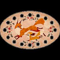 Органайзер для мулине с рисунком FLZ-005(М-6)
