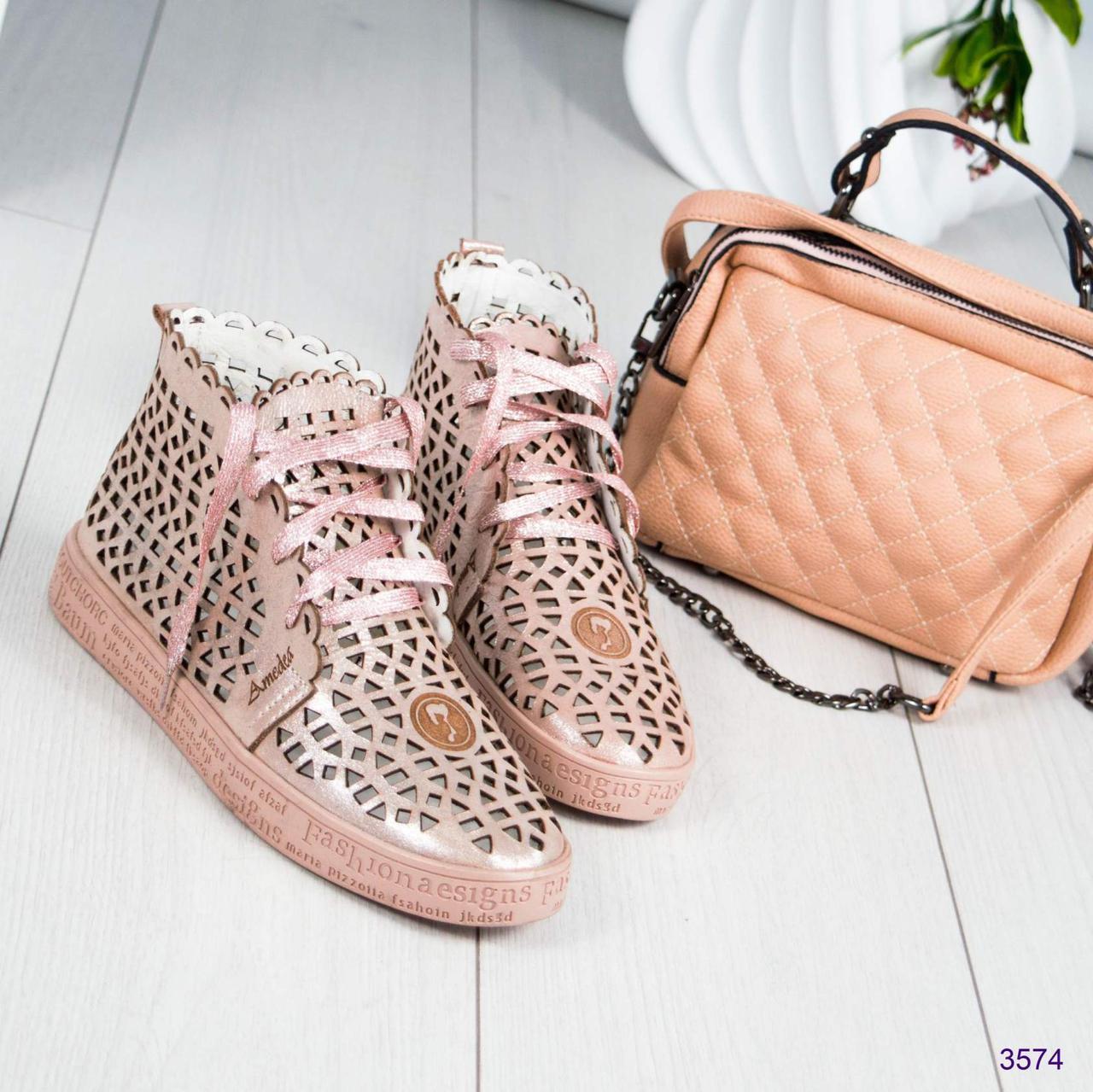 Женские летние ботинки картинки