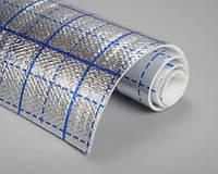 Полотно ламіноване  з розміткою (10) 100см х 10мм х 25м