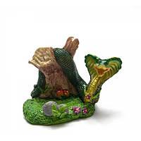 Змея подставка (9х6,5х6 см) , Уцененный товар
