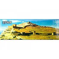 """Магнит """"Генуэзская крепость"""" (11,5х4 см) , Крымские сувениры"""