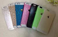 Чехол для iPhone 6 / 6s - HPG Glitter TPU case, разные цвета