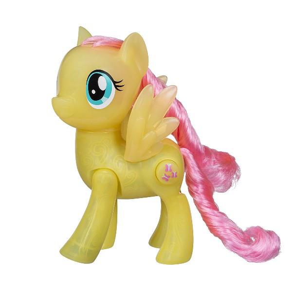 My Little Pony Игровой набор сияющие друзья пони Флаттершай Shining Friends Fluttershy Figure
