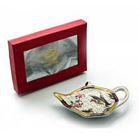 """Подставка под чайные пакетики (11,5см.)(TBP1013) """"Утки"""" , Посуда"""