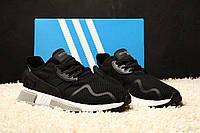 Мужские кроссовки Adidas Equimpent Adv Топ качество!Черные   -Текстиль ,подошва пена, размеры:41-45 Вьетнам , фото 1