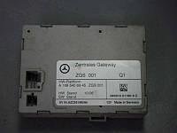 Блок управления двигателем / Блок Z G W Mercedes (Мерседес) A W169 A1695406945