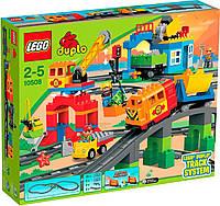 LEGO Duplo Большой поезд Делюкс (10508)