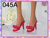 Обувь для кукол (шлёпанцы)