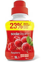SodaStream сироп Малина 750мл.