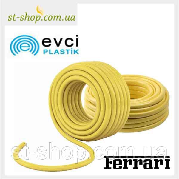 """Шланг поливочный """"EVCI-PLASTIK"""" 3/4"""" Ferrari 30 метров, фото 1"""