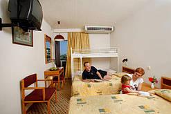Бронирование гостинниц для семьи
