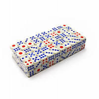 Кости игральные (100 шт)(кость 13мм)(уп 13х6,5х2,5 см)(13#) , Игровая коллекция