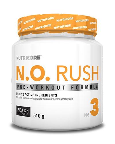 Предтренировочный комплекс Nutricore N.O. Rush 510 g