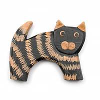 "Магнит ""Кот"" (8х6,5х1 см) , Сувениры из Индонезии"