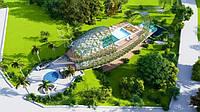 В Доминикане появится умный дом «Кокон» с автономным электроснабжением от солнечных панелей