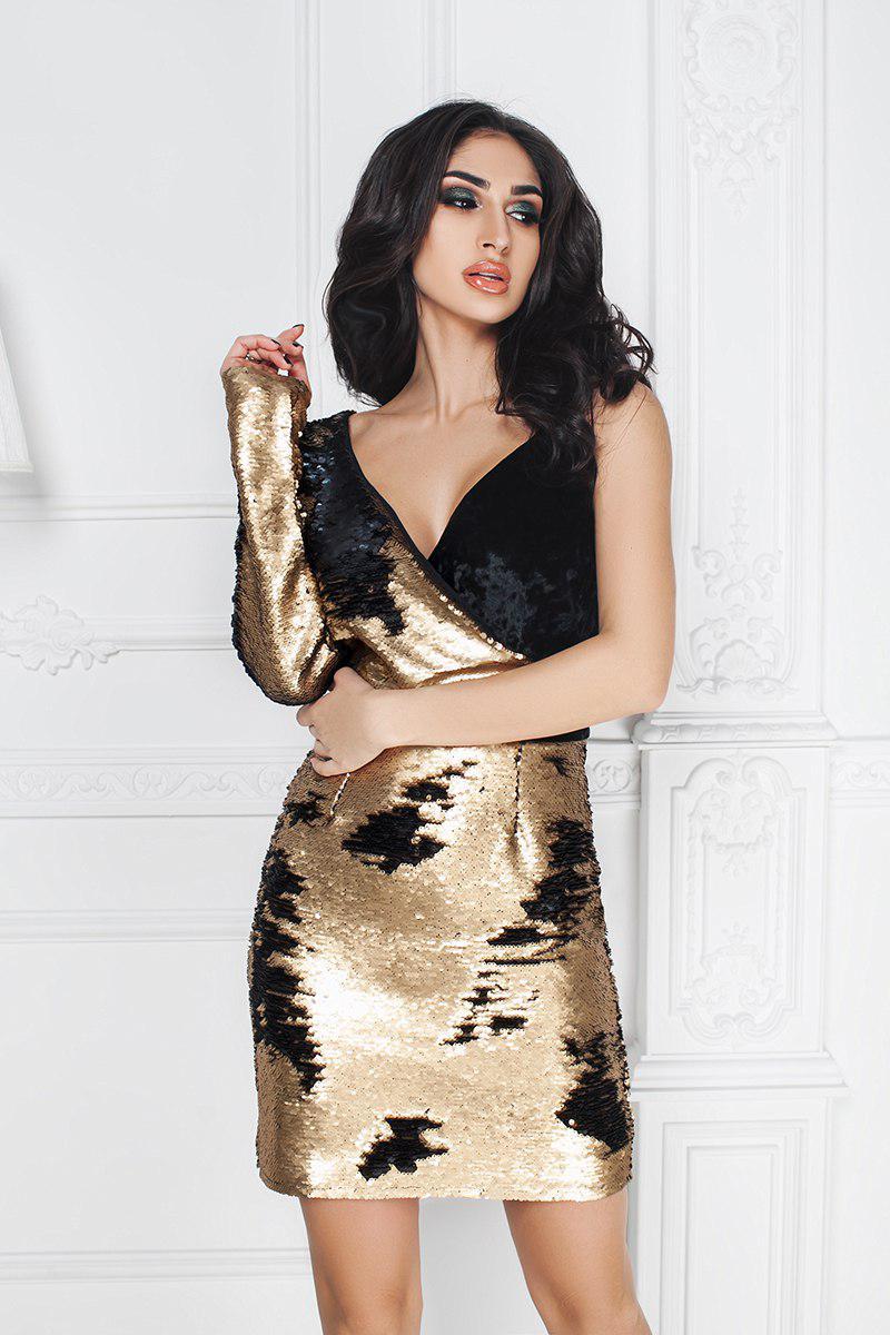 Женское платье Хамелеон