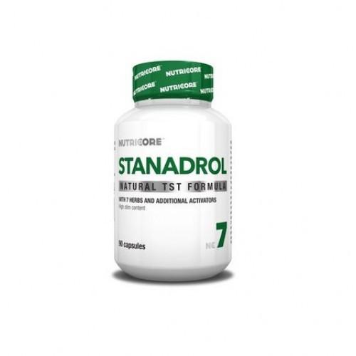 Тестостероновый бустер Nutricore Stanadrol 90 tabs