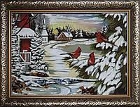 Снігурі з бурштину