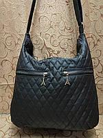 (Бегунок золото популярный)Клатч женский сумка стеганная/Сумка для через плечо планшеты(только ОПТ), фото 1