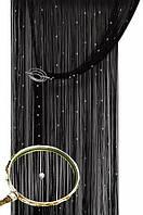 Кисея шторы нити Блистер 9+203, фото 1