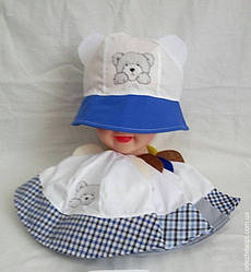 Детская панамка 'Мишка' 4542042