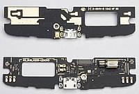 Шлейф для Lenovo A7010 Vibe X3 Lite/Vibe K4 Note/K5/K51c78, с разъемом зарядки, с микрофоном, плата зарядки