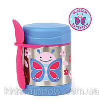 Детский термос для еды Skip Hop Бабочка