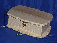 Шкатулка деревянная Сосна 1.209, фото 1