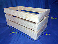 Ящик деревянный универсальный Сосна 10.025, фото 1