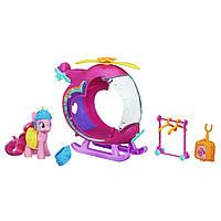 Моя маленькая пони Вертолет Пинки Пай My Little Pony Pinkie Pies Rainbow Helicopter , фото 1