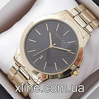 Женские наручные часы Gucci C03-1 на металлическом браслете