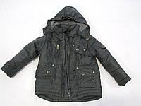 Куртка детская E-Bound, зимняя, 4 года (~104 см), Как Новая!