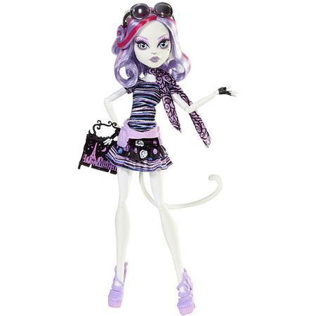 Кэтрин ДеМяу Париж город Страхов (Scaris Catrine DeMew Doll)
