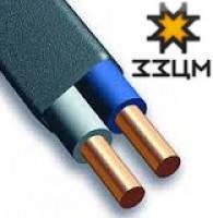 Кабельмедный плоский ВВГ-П нгд 2х2.5 ГОСТ ЗЗЦМ
