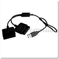 USB адаптер джойстика PS2 2 in 1 к ПК