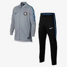 Спортивный костюм Nike INTER Y NK DRY SQD TRK SUIT K 855424-013