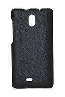 Накладка кожаная Florence Prestigio PSP3458 черная