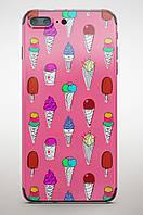 Накладка пластиковая Florence Bloom Blackview A7 ice-cream