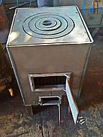 Буржуйка, Печь с варочным верхом, фото 1