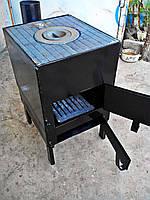 Печь отопительная, Буржуйка с варочным верхом, фото 1