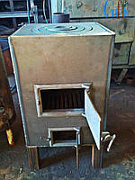 Буржуйка варочная, Печь отопительная, фото 1