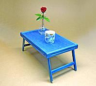 Столик-поднос для завтрака Даллас Делюкс лагуна