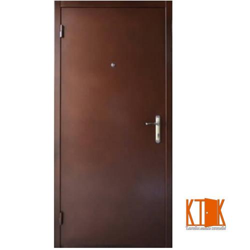 """Входная дверь от Киевдвери """"Металл ДСП 1900"""""""